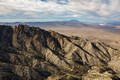 New York Mountains with Ivanpah Solar in the background (1 of 1)