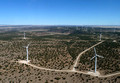 Aragonne Mesa Wind Farm, Santa Rosa, New Mexico
