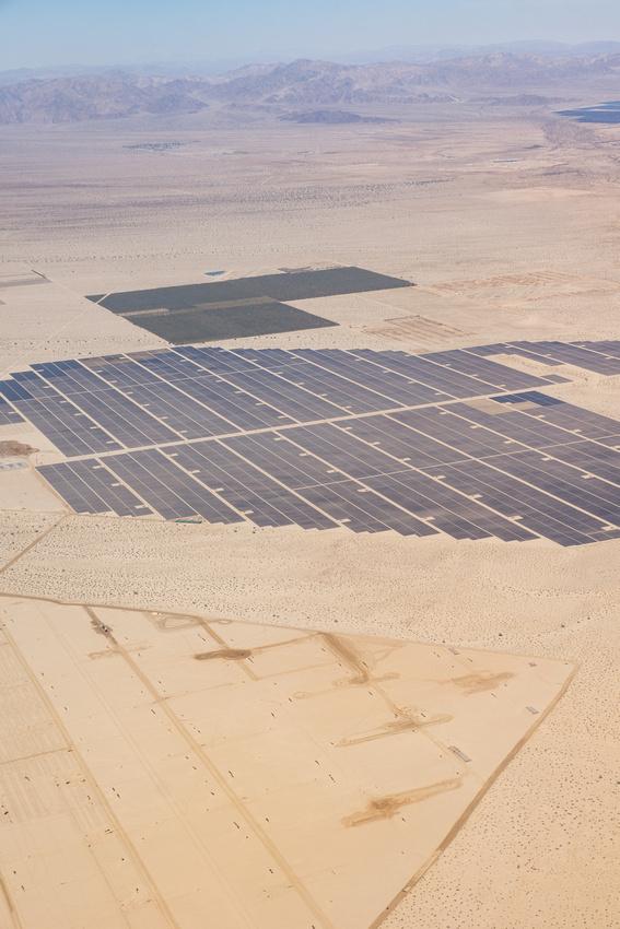Desert Center Solar