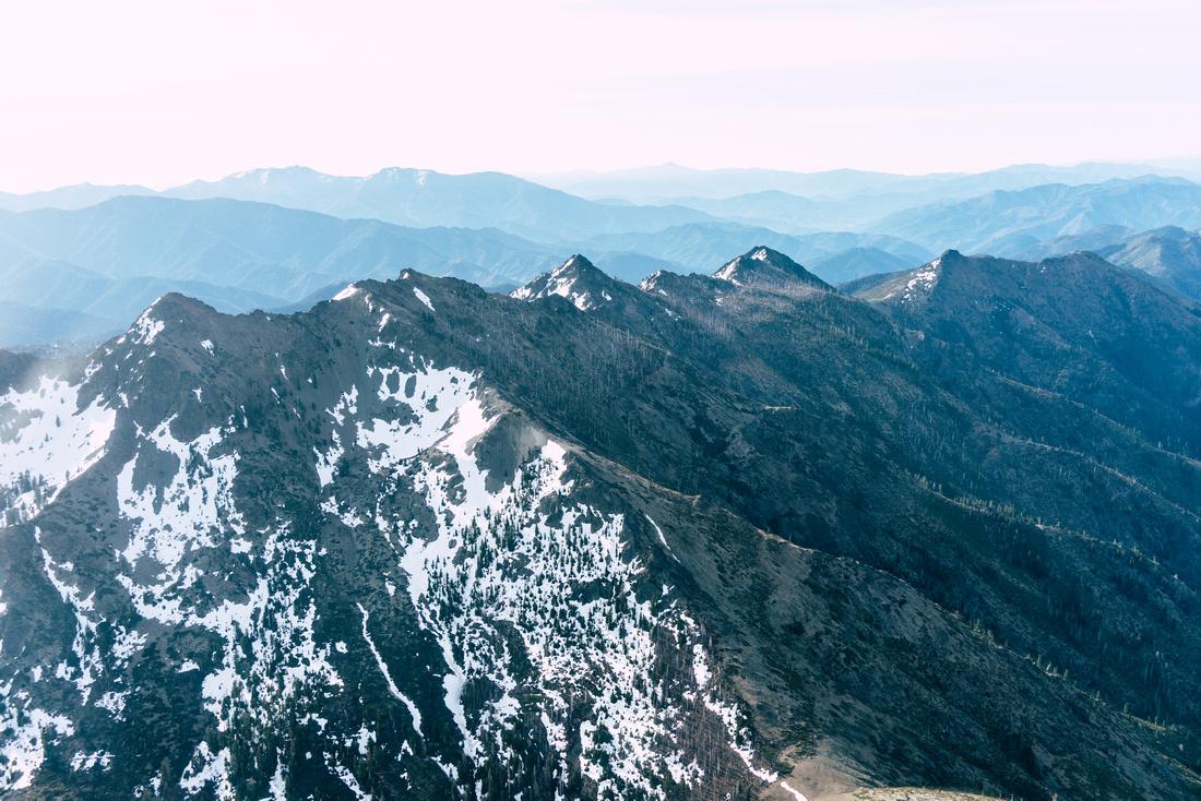 Trinity Alps Addition 2
