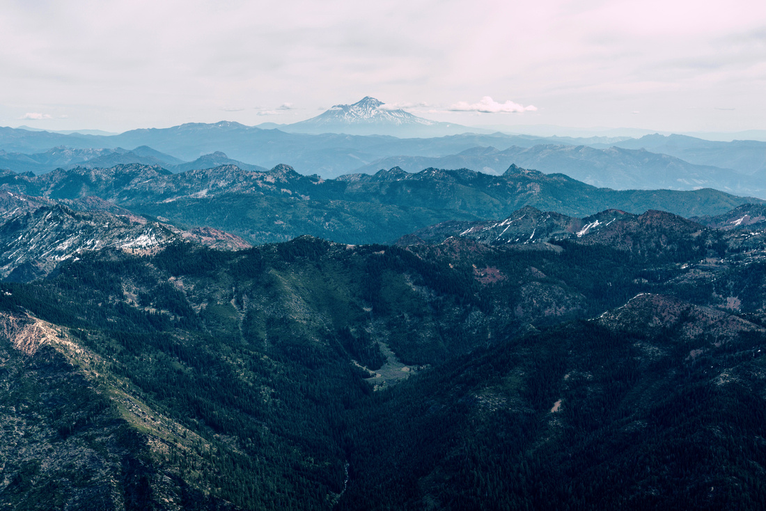 Upper Canyon Creek, Mt. Shasta
