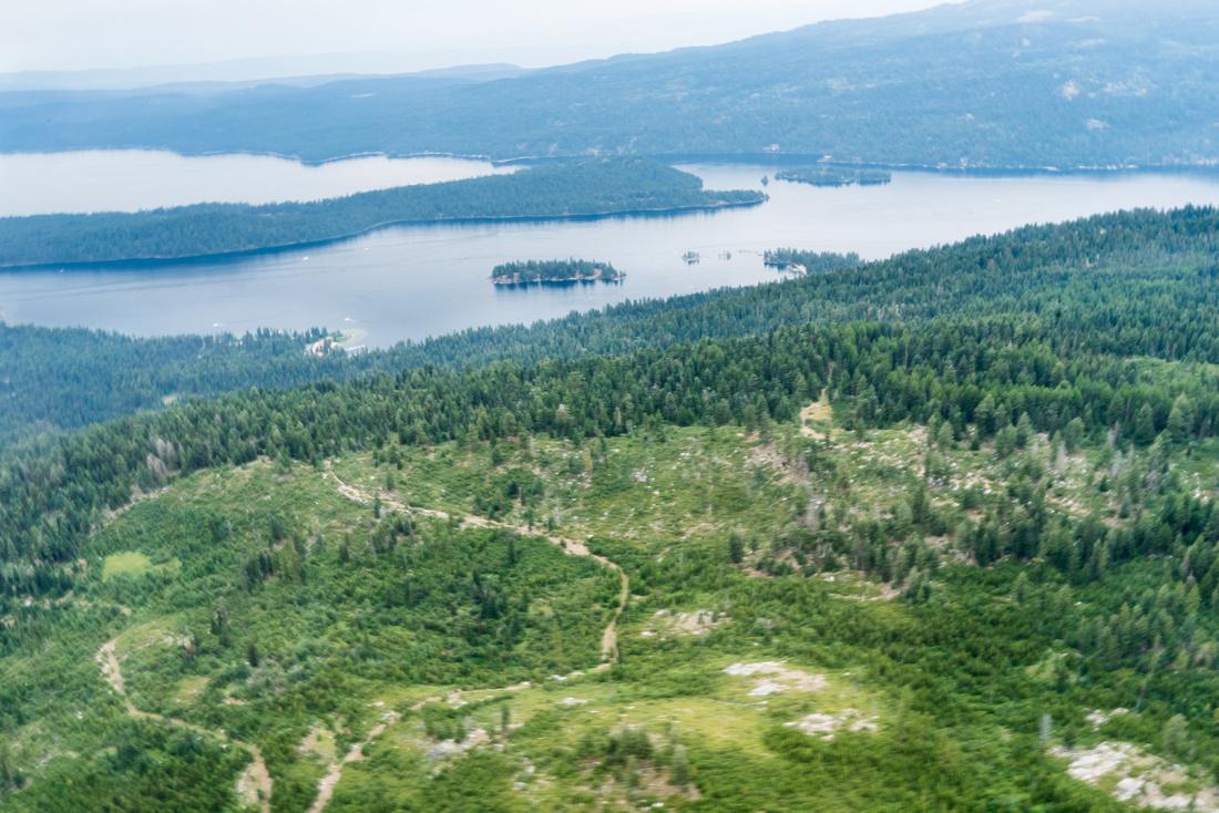 W Payette Lake