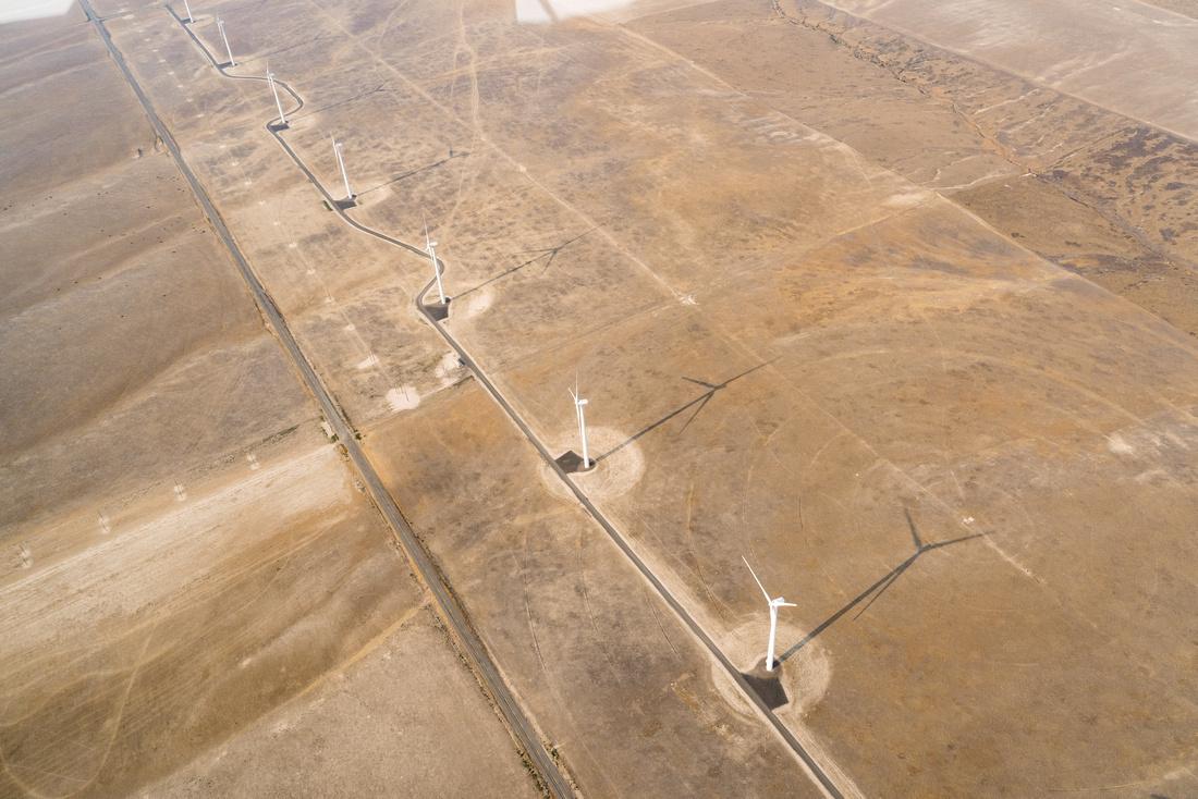 Wind Turbine Buhl ID