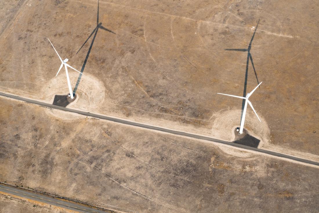 Wind Turbines Buhl ID