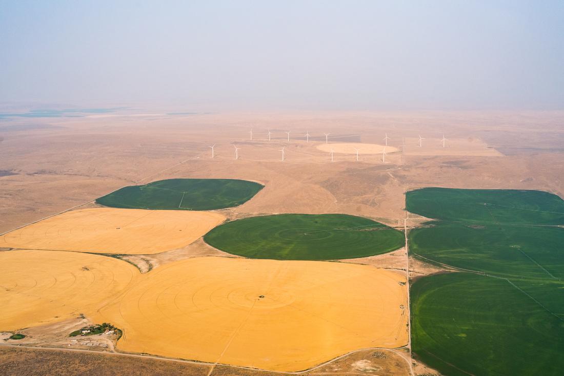 Wind Turbines South Twin Falls-2