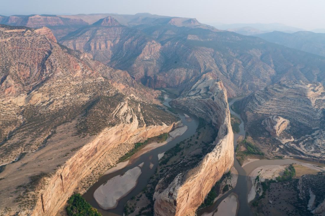 Lower Yampa Gorge