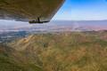 Magic Mountain Wilderness in San Gabriel Mountains National Monument looking towards Santa Clarita-2