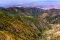 Magic Mountain Wilderness in San Gabriel Mountains National Monument looking towards Santa Clarita-3