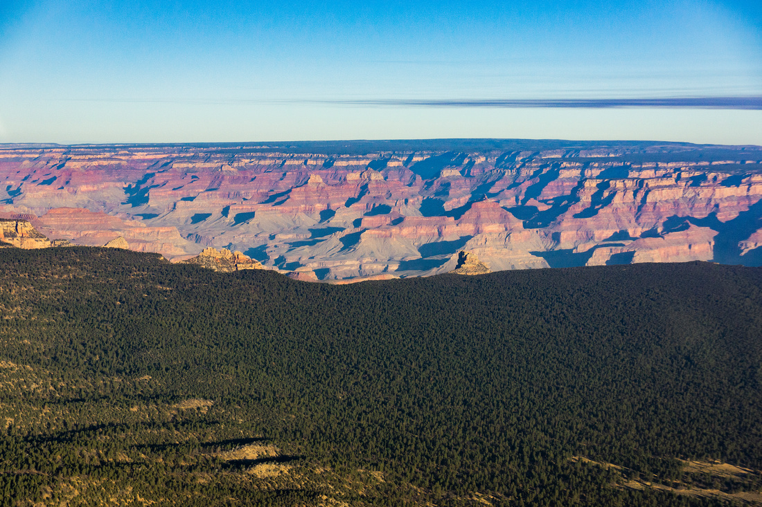 Coconino Plateau and the Grand Canyon-2