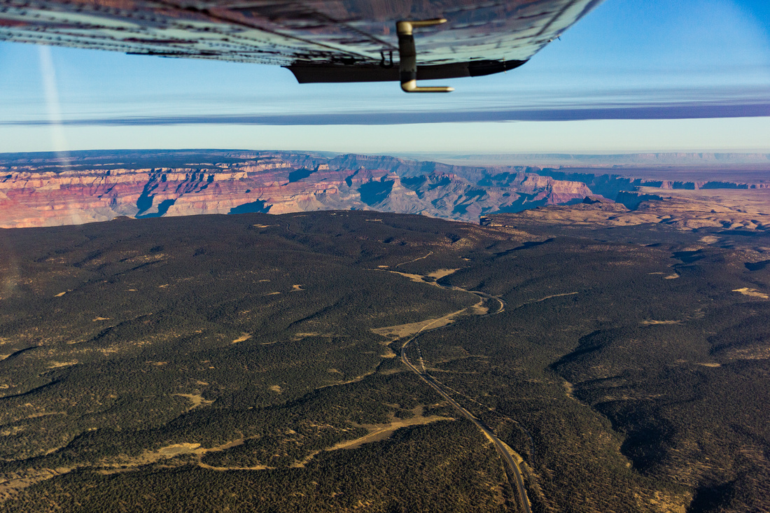 Coconino Plateau and the Grand Canyon-3