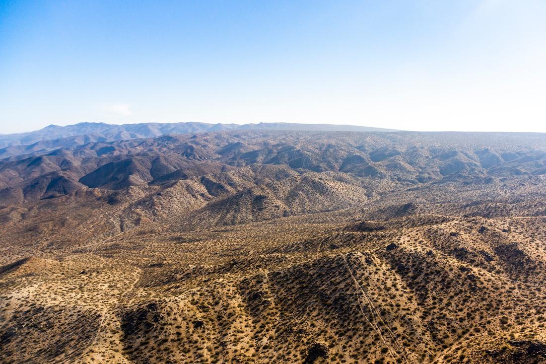 Rand Mountains