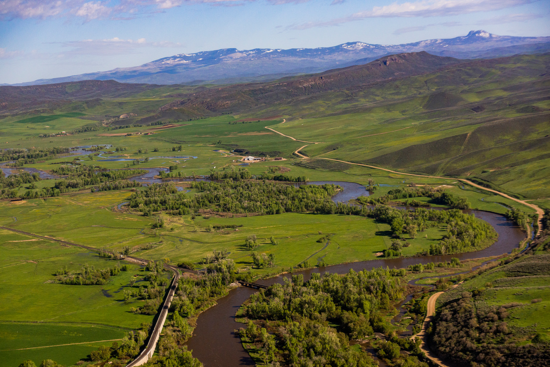 Yampa River Morgan Bottoms