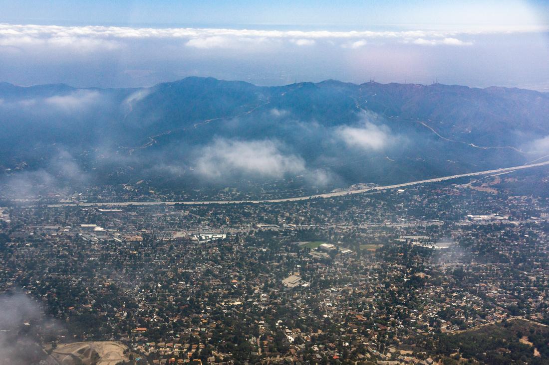 Greater LA I-210