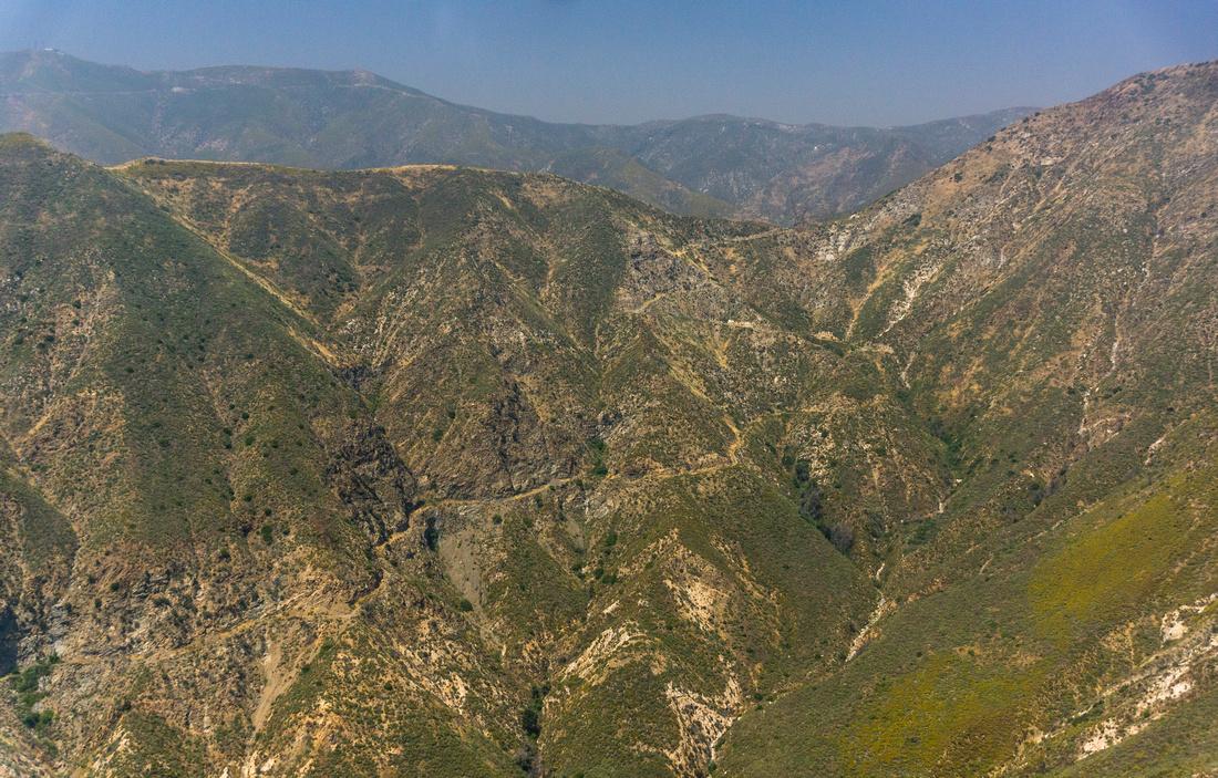 Mendenhall Peak San Gabriel Mountains-2