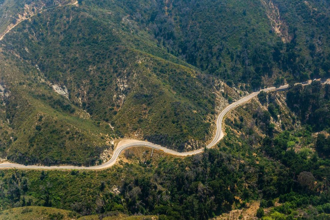 San Gabriel Mountains Pacoima Canyon-4