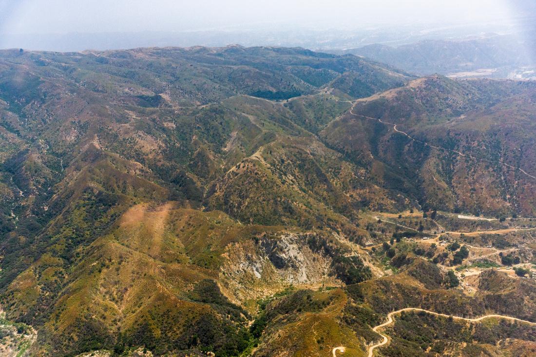 Yerba Buena Ridge San Gabriel Mountains