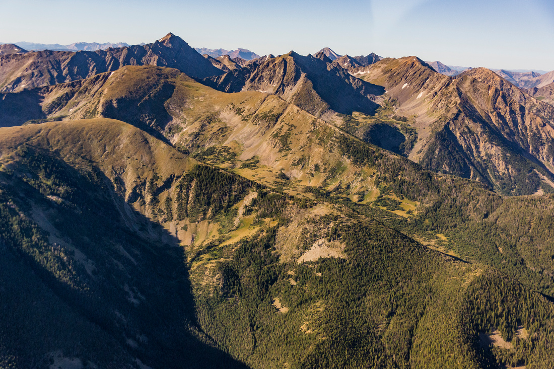 Beacon Point in Lee Metcalf Wilderness-5
