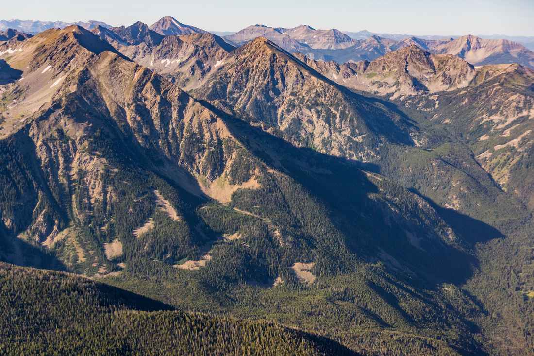 Beacon Point in Lee Metcalf Wilderness-8