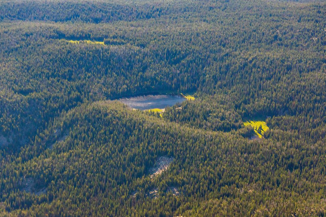 Cherry Lake Lee Metcalf Wilderness
