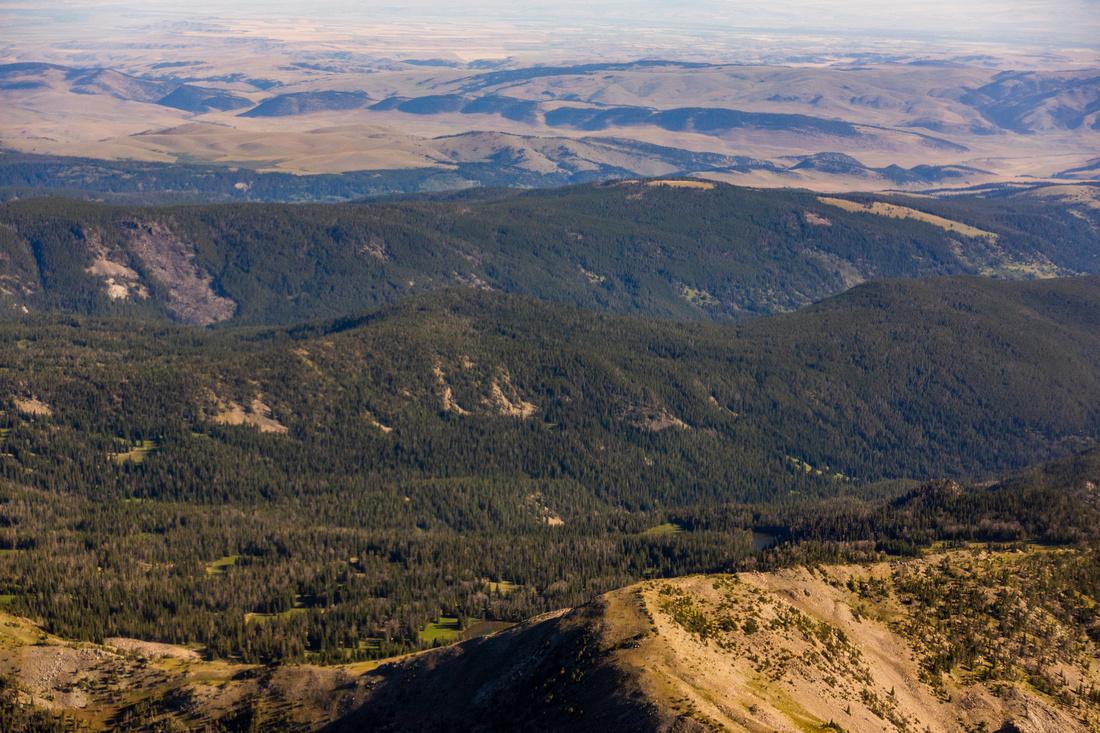Spanish Peaks in Lee Metcalf Wilderness-7