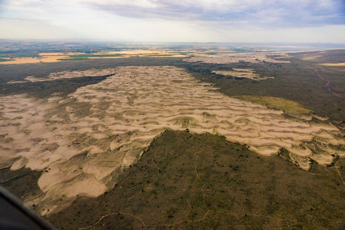Sand Creek Desert