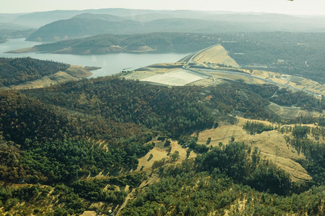 Oroville Dam-42