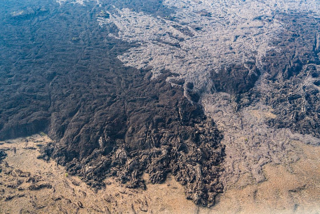 Hell's Half Acre Lava Field