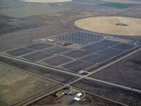 2009 Clean Energy Solar Colorado Alamosa Sun Edison