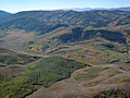 Huckleberry Basin Roadless Area - Site of proposed Dairy Syncline phosphate mine