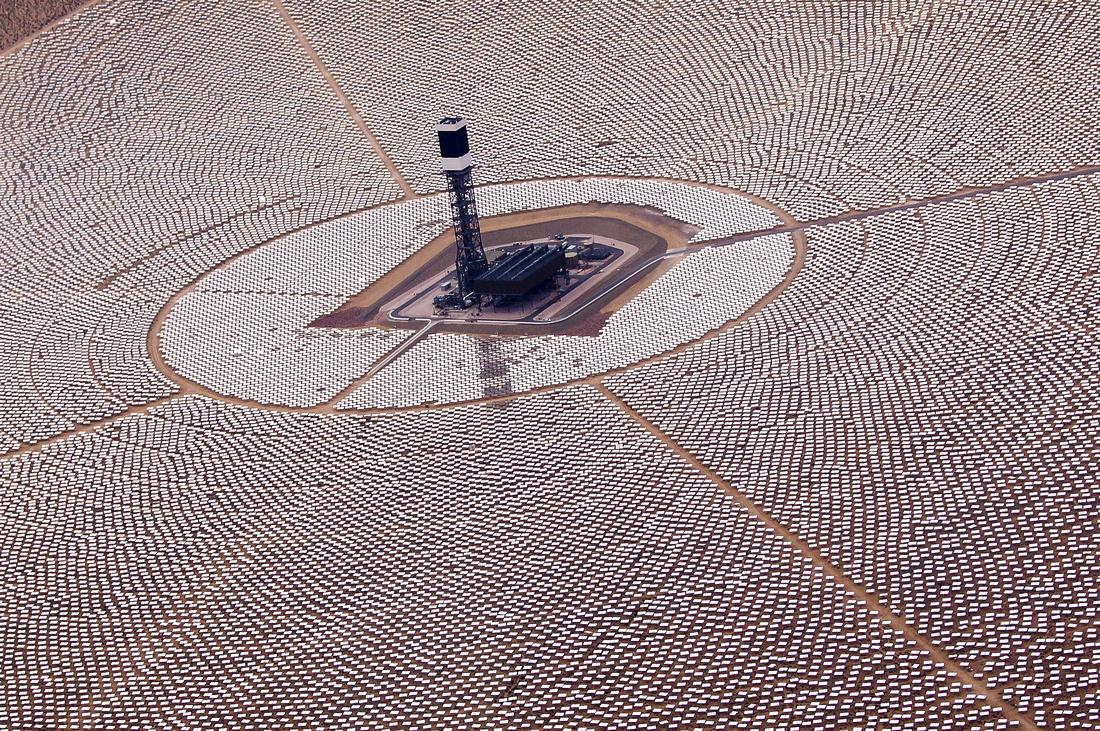 Ivanpah Solar Generating Station