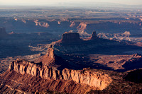 Butte of the Crosses – Canyonland NP