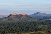 Bears Ears – Henry Mountains in distance