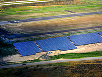 858 kilowatt community solar project in Rifle, CO