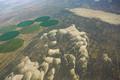 Sand Dunes near Driggs, Wyoming