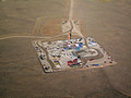 Jonah, WY - Oil and Gas Pads