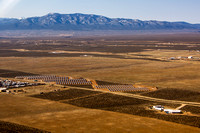 Solar Facility near Taos Airport