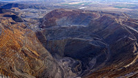 Utah - Bingham Canyon Mine - Kennecott Copper