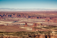 Airport Tower, Canyonlands National Park (1 of 1)