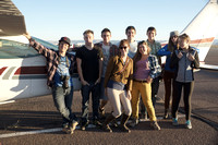 FLAA Students at Grand Canyon Airport