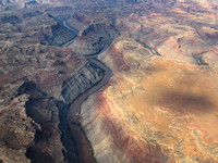 Utah - Confluence of the Green and Colorado River
