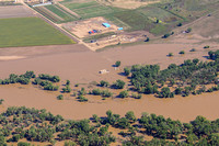 Colorado - South Platte River - Flood
