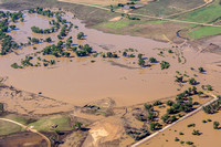 Colorado - St. Vrain River - Flood