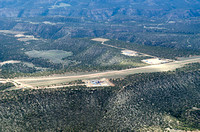 New wells and Sage Brush Flat airstrip