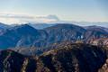 San Gabriel Mountains Creek Fire_