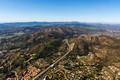 The Santa Susanna Mountains in the Rim of the Valley Corridor