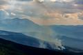 Lake Cristine Fire July 25-2