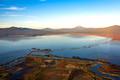 Upper Klamath Lake and Mount McLoughlin