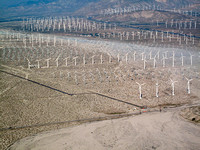 Wind and Solar Palm Springs