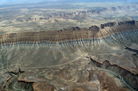 Bad Land Cliffs – Rim is proposed to be developed for natural gas by Gasco and the Utah BLM