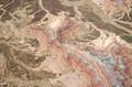 Badlands in Utah's Uinta basin